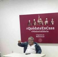 Xalapa, Ver., 17 de enero de 2021.- El delegado de los Programas para el Desarrollo de Veracruz, Manuel Huerta Ladrón de Guevara, anunció el inicio del Programa Integral de Capacitación para todo el personal de la dependencia, para evitar mal uso de los programas sociales durante las elecciones.