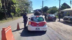 Cosoleacaque, Ver., 26 de enero de 2021.- Con la finalidad de supervisar los operativos de seguridad en la zona, el secretario de Seguridad Pública, Hugo Gutiérrez, visitó las instalaciones del C4.