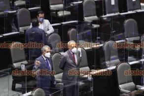 Ciudad de México, México, 14 de abril de 2021.- La Cámara de Diputados avaló por 292 votos a favor, 153 en contra y 11 abstenciones, la reforma a la Ley de Hidrocarburos.