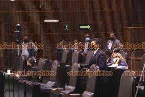 Ciudad de México, México, 22 de abril de 2021.- En la Cámara de Diputados se discute este jueves la reforma al Poder Judicial para la ampliación de mandato del presidente de la Suprema Corte de Justicia de la Nación, Arturo Zaldívar, por dos años más.