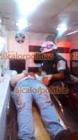 Rafael Lucio, Ver., 8 de mayo de 2021.- La noche de este viernes, se registró el choque entre un auto Volkswagen Sedán y un tráiler en la carretera Xalapa-Perote, a la altura de la comunidad El Rosario, enfrente de la gasolinera Ferche Gas.