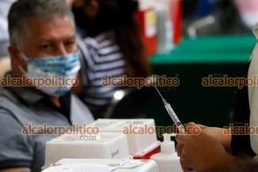 Ciudad de México, México, 11 de mayo de 2021.- En la biblioteca José Vasconcelos inició la aplicación de la vacuna COVID de Pfizer- BioNTech en su primera dosis para personas de 50 a 59 años de edad, residentes de la Alcaldía Cuauhtémoc.