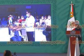 Ciudad de México, 18 de mayo de 2021.- México apoya fortalecer el organismo de la ONU para la distribución de la vacuna contra el COVID en los países pobres, destacó el presidente Andrés Manuel López Obrador.