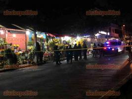 Xalapa, Ver., 23 de julio de 2021.- El Subprocurador del Medio Ambiente, Ernesto Cuevas, fue baleado en la avenida Xalapa. Lo trasladaron gravemente herido en un vehículo particular a un hospital para su atención médica.