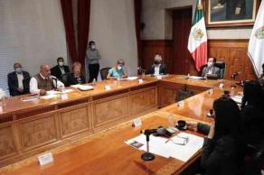 Xalapa, Ver., 27 de julio de 2021.- El Gobierno de Veracruz y la Federación instalaron las Mesas de Coordinación Institucional para Garantizar el Acceso a la Justicia y la Atención Integral de Mujeres y Niñas; y de Trabajo para Atención y Seguimiento en Casos de Desaparición de Mujeres, Niñas y Adolescentes en Veracruz.