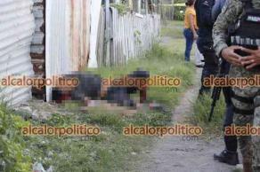 Veracruz, Ver., 28 de julio de 2021.- Un sujeto fue agredido a balazos sobre la prolongación Eje Uno Poniente, a la altura de la entrada a la colonia Serdán, al poniente de la ciudad por desconocidos armados que huyeron en un vehículo con rumbo desconocido.