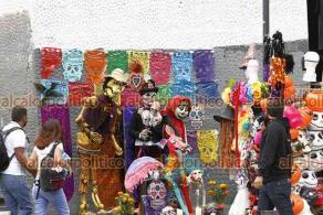 Ciudad de México, 24 de octubre de 2021.- Capitalinos disfrutan del semáforo epidemiológico en verde para salir a comprar o aprovechar las distintas actividades en la ciudad.